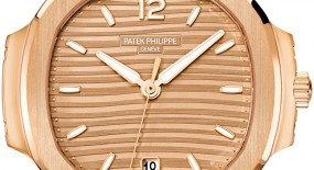 Patek Philippe Nautilus Ladies iN Rose Gold