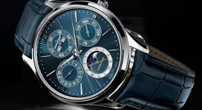 Jaeger-LeCoultre Master Ultra-Thin Perpetual Enamel