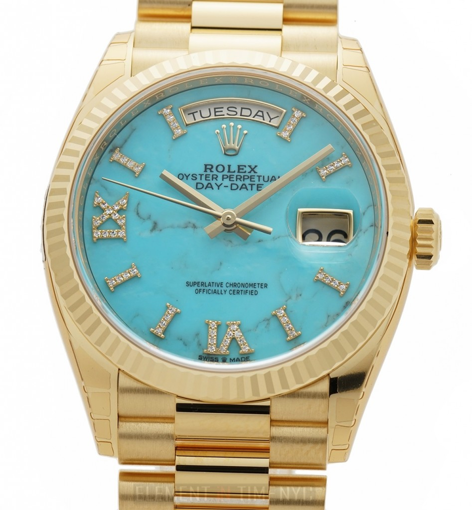 Rolex-DayDate-Turquoise