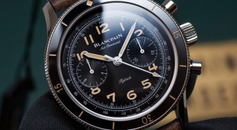 COVER- Blancpain Air Command Chronograph