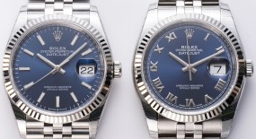 Rolex Datejust Pre & Post 2018 Editions