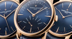 Vacheron Constantin Patrimony iN Majestic Blue