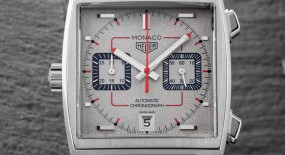 "TAG Heuer Monaco ""50th Anniversary"" 1989-1999 Limited Edition"