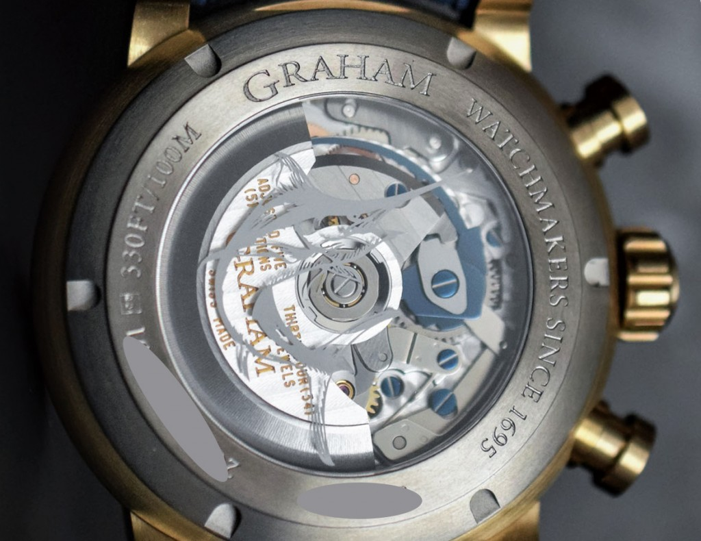 Graham Swordfish - 2019-Caseback
