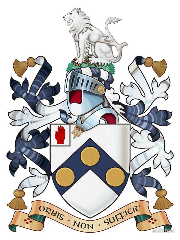 Bond-family-coat-of-arms