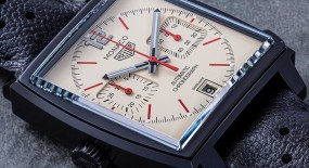 "TAG Heuer Monaco ""The Hour Glass"" Anniversary Edition"