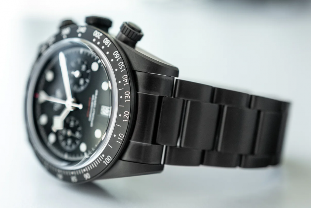 Tudor Black Bay Chrono Dark-00
